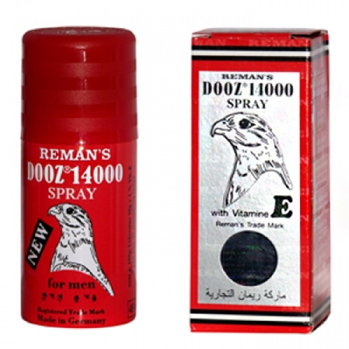 Remans Dooz 14000 Penis Spray