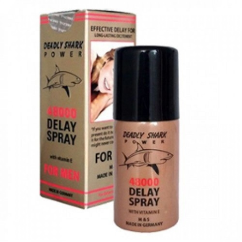 Deadly Shark Power 48.000 Delay Spray