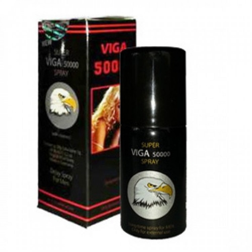 Vıga 500000 Delay Spray For Men