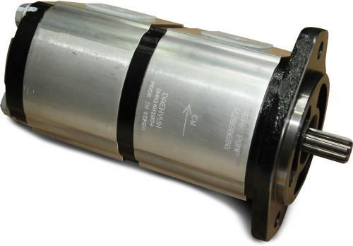 Hidrolik Pompa (Tandem) 14cc+11cc