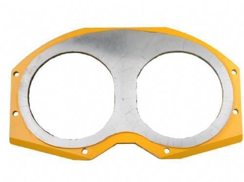 Gözlük Plaka BS