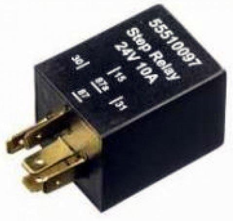 Röle Elektronik Kartlı (D1 Pompaj Rölesi)