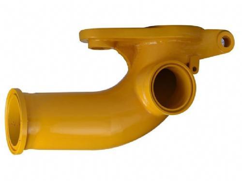 Klapeli Dirsek ZXM 150 1. Kalite (DN150)
