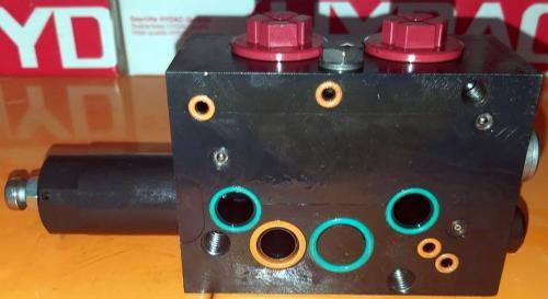 Giriş Bloğu PSL 350-3 350 Bar