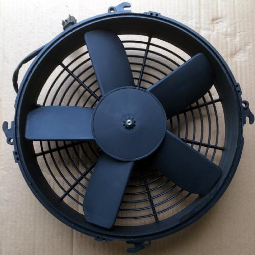 Electric Motor Cooling Fan Soğutucu 24V 5 Kanat