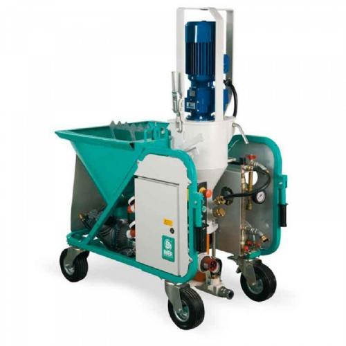 Imer Koine 4 Alçı Sıva Makinesi