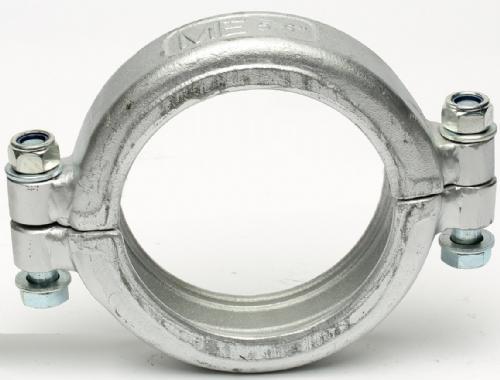 Kelepçe 5,5'' İki Civatalı (SK-S 125/5,5)