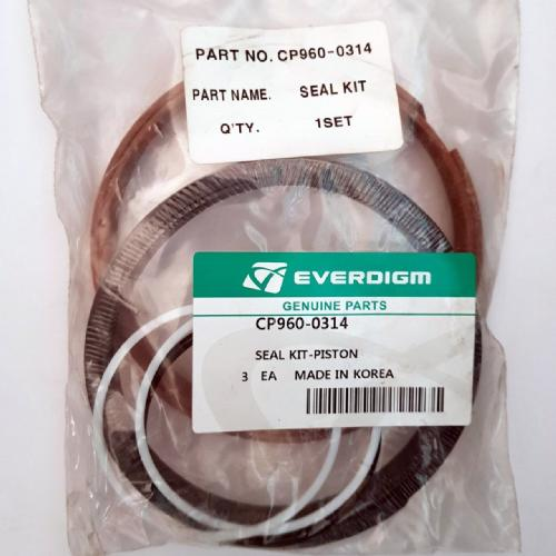 Everdigm 5. Bom Piston Tamir Takımı 37CX Seal Set CP9600314